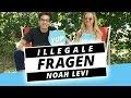 NOAH LEVI steht auf Füße und Trash-TV! - Illegale Fragen