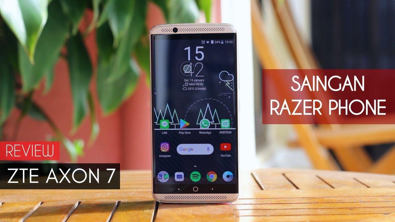Hp Gaming Murah Terbaik !?! - ZTE AXON 7 Review Indonesia