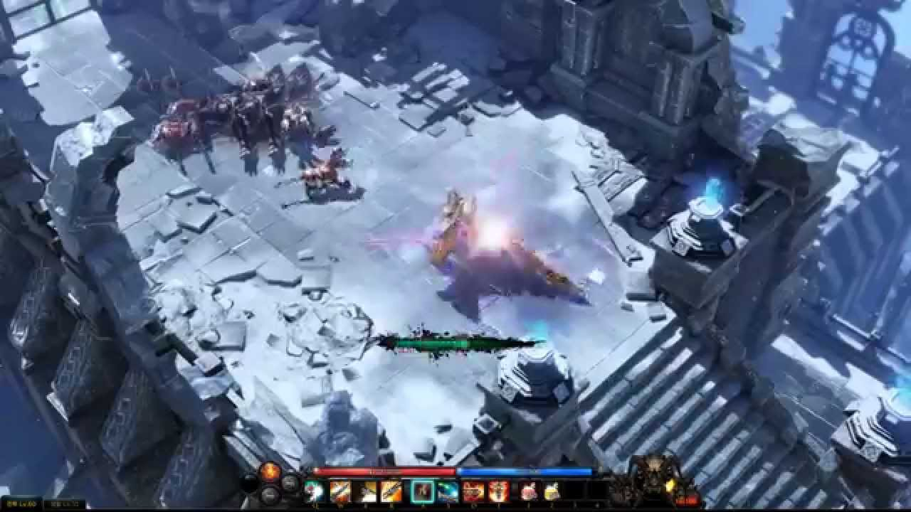 Lost Ark Online Gameplay Debut Trailer Hack & Slash MMORPG - YouTube