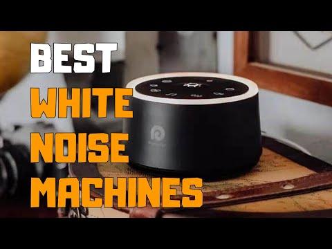 Best White Noise Machines in 2020 Top 6 White Noise Machine Picks