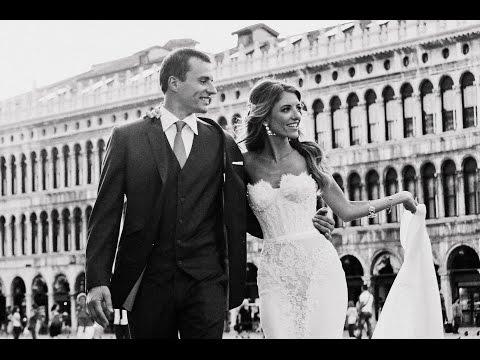 Destination Venice wedding gondola ride by WHITE fashion wedding photographer Italy