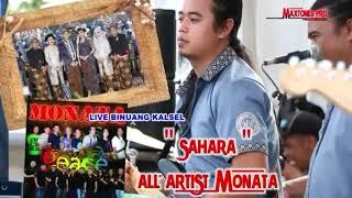 SAHARA ~ All Artis || OM. MONATA Live Binuang