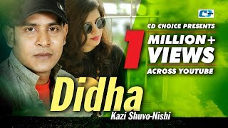 Didha | Kazi Shuvo | Nishi | Official Music Video | Bangla Hit Song thumbnail