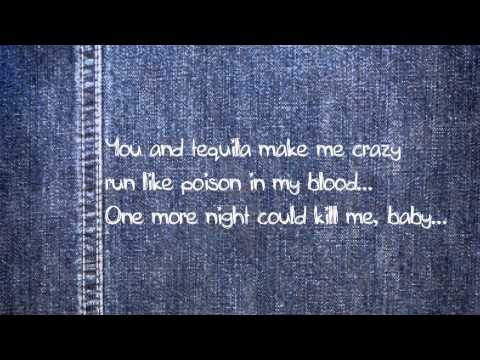 You and tequila - Kenny Chesney - Lyrics
