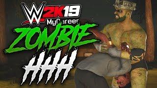 ZOMBIE TRIPLE H?! | WWE 2K19 My Career Mode Ep #13