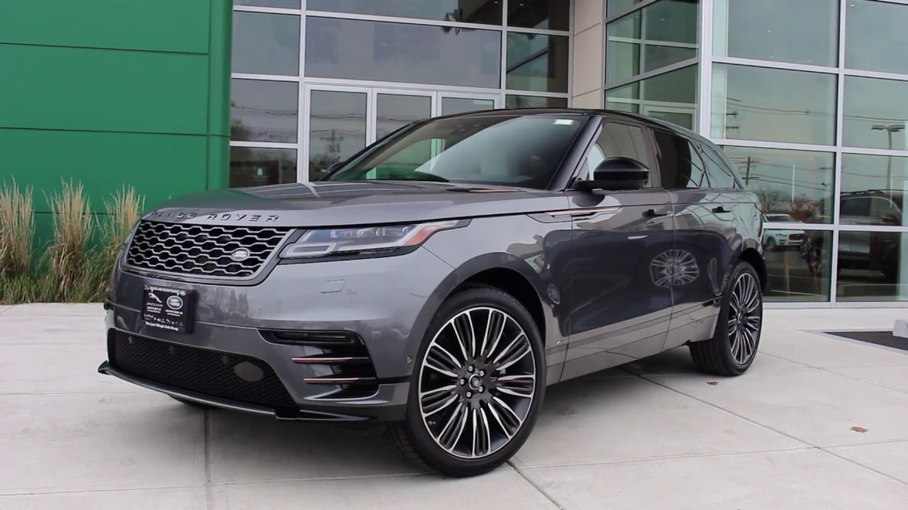 Velar Land Rover >> 2018 Range Rover Velar First Edition Review - Start Up, Revs, and Walk Around - YouTube