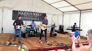 """Tide Lines, Crieff Highland Gathering. (""""The Island"""" & """"Piob Mhor"""")"""