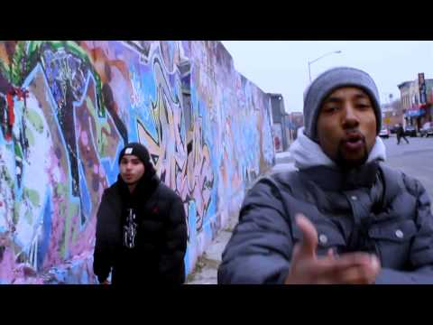 "Ruste Juxx & Shae Money - ""Over Here"" (Music Video)"