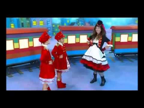 Danca Do Canguru Aline Barros 2013 Youtube
