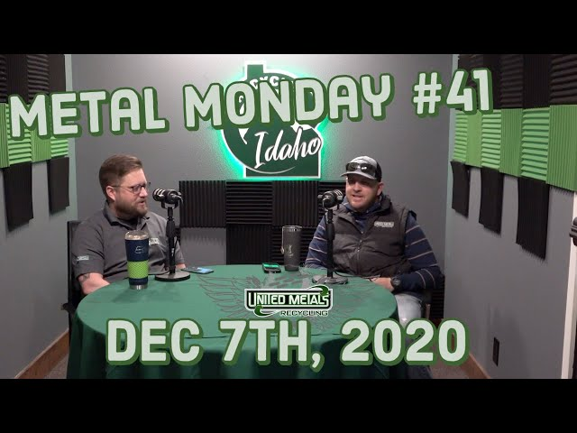 Metal Monday #41 with Nick and Brett