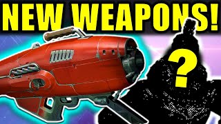 NEW Season 15 Weapons! - Bungie LEAKED a Character's Return!? 👀   Destiny 2 News