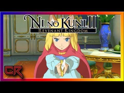 EL PRINCIPIO DE UNA NUEVA HISTORIA | NI NO KUNI II - REVENANT KINGDOM