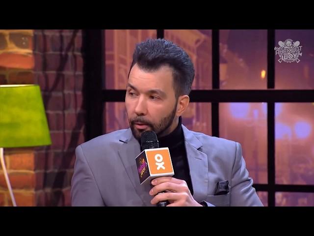 Денис Клявер в программе Анекдот-шоу (Выпуск от 11.03.2018)