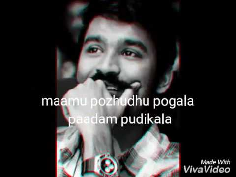 Naan pizhaipeno lyrical full song from enai nokki paiyum thotta