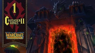 The Horde - Let's Play Crusader Kings 2: Guardians Of Azeroth - 1