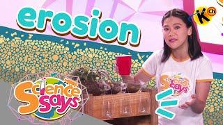 Science Says | Erosion