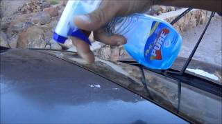Saint Catherine - Winter 2012 - Washing the car! Thumbnail