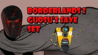 borderlands 2 gameuporshutups save set ps3 xbox pc