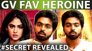 GV Prakash Revealed The Secret About His Best Pair Exclusive Interview