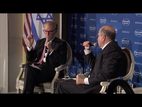 Saban Forum 2015: A conversation with Moshe Ya'alon, Israel's minister of defense