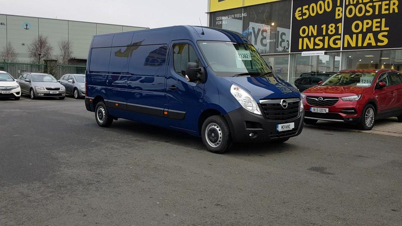 2020 Opel Movano 2020 201 Opel Movano 21 362 Youtube