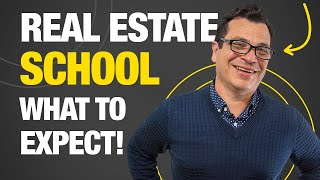 Real Estate School: What to Expect