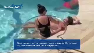 Алексей Воробьев и Наталья Зубарева тайно поженились в Штатах / RuNews24