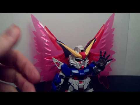 SD Destiny Gundam Review