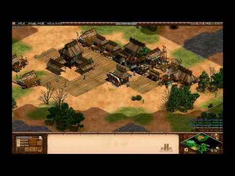 AoE 2: 3v2 Against a Top 20 HD Player