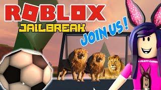 ROBLOX LIVE STREAM !! - Fuerzas Fantasma, Jailbreak y más !! - ¡VEN A UNIRSE A LA DIVERTIDA! - #172