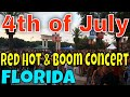 Red Hot and Boom Concert 2016 Altamonte Springs Florida #Concert