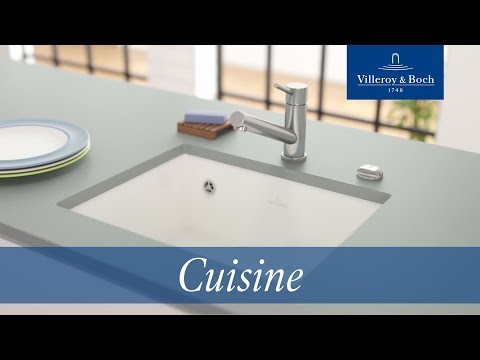 Montage meuble bas sous vier 2 casseroliers doovi for Montage evacuation evier cuisine