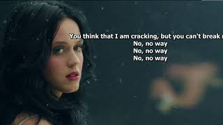 Hey Hey Hey  - Katy Perry lyrics video