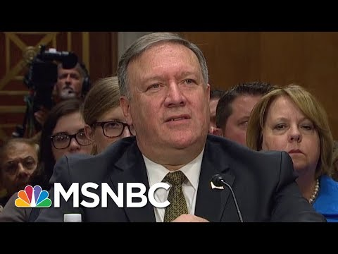 "Fmr Press Secy: Pompeo Withholding North Korea Meeting Is ""Problematic"" 