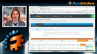 RotoGrinders Presents: The Blitz - New NFL DFS Analytic Tool thumbnail