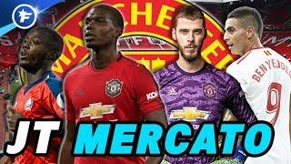 Manchester United met un grand coup d'accélérateur | Journal du Mercato