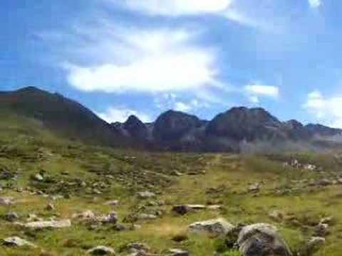 Les Pyrenees Mountains- Andorra, Europe 2007