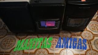 Cómo encender una estufa de gas