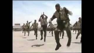 القوات الخاصة السورية أثناء التدريب Syrian Special Forces