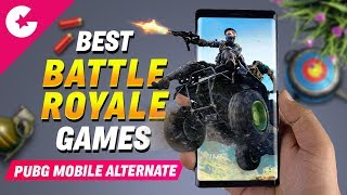Best Battle Royale Games Like PUBG Mobile - Android/iOS