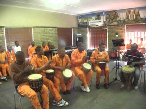 Drum Ministry in The Prison!- Unique Missions!