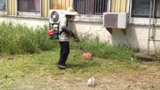 川島日本三菱TB43軟管割草機