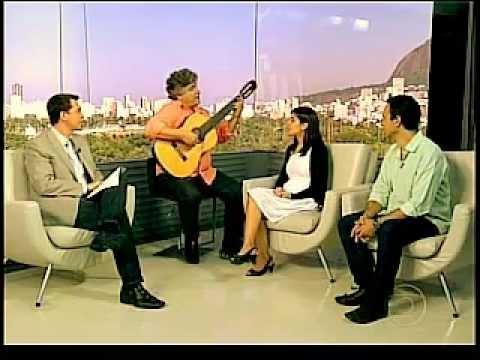 Tatiana Dias Gomes no RJ TV - 16 de junho de 2012