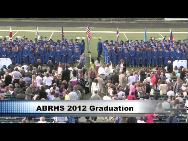 ABRHS Graduation 2012