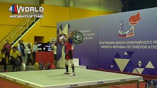 ЕЛЕСОВ/YELESOV (62,М-45) 70-75х-75/86-92х-96х. Russian Masters Cup -2018
