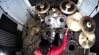 Black Sabbath - War Pigs - Drum Cover (HQ)