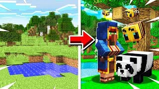 Thank You, Minecraft!