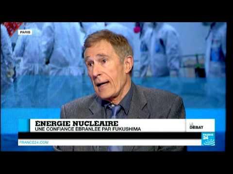Energie nucléaire : une confiance ébranlée par Fukushima (Partie 1) - #DébatF24