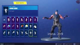 Fortnite | Living Large 2 IN 1 Remix