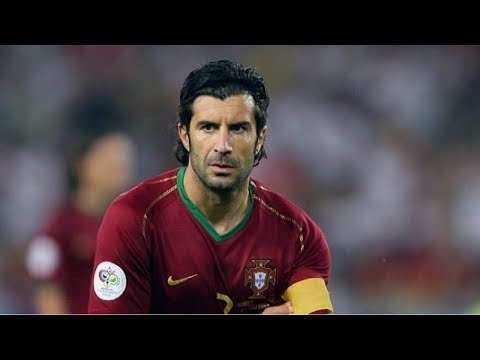 Luís Figo • The Ultimate Goals and Skills Show • 1995-2009